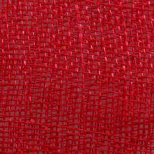 True Red Milliner's Sinamay